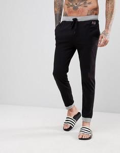 Трикотажные штаны для дома Ben Sherman - Черный