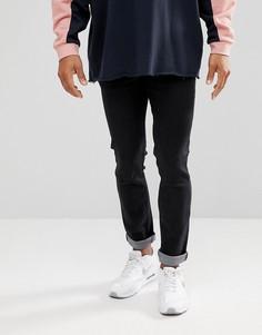 Черные зауженные джинсы Dead Vintage - Черный