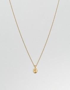Золотистое ожерелье Mister Gladiator - Золотой