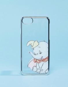 Чехол для iPhone 6/6S/7/8 с принтом Дамбо Disney - Мульти