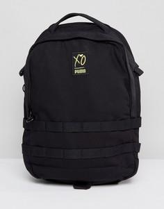 Черный рюкзак Puma x XO 07529701 - Черный