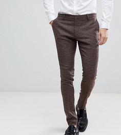 Облегающие брюки Heart & Dagger - Коричневый