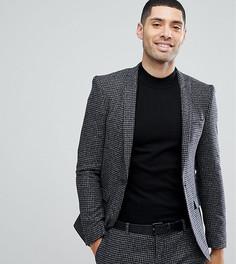Облегающий пиджак Heart & Dagger - Серый