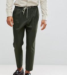 Широкие брюки Heart & Dagger - Зеленый