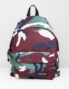 Рюкзак с камуфляжным принтом объемом 24 л Eastpak - Зеленый
