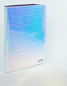 Переливающийся чехол для iPad Skinnydip - Мульти