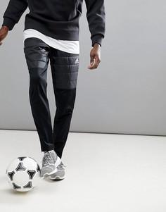 Черные спортивные брюки adidas Tango Football BR1527 - Черный