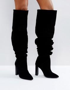 Ботинки Morgan - Черный