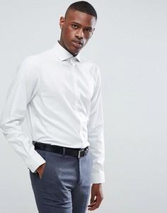 Строгая рубашка в полоску Esprit - Белый