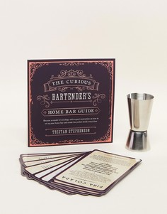 Книга The Curious Bartenders Cocktail Home Kit - Мульти Books