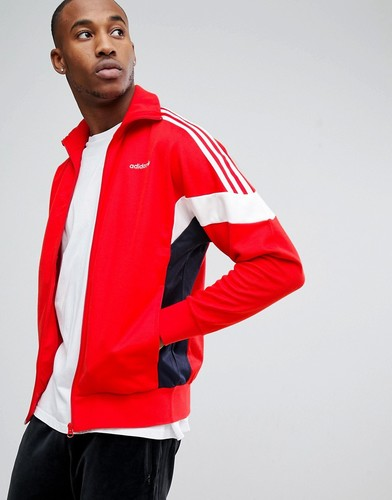 Спортивная куртка Adidas Originals BK5913 - Оранжевый