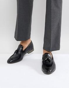 Черные лоферы с кисточками New Look - Черный