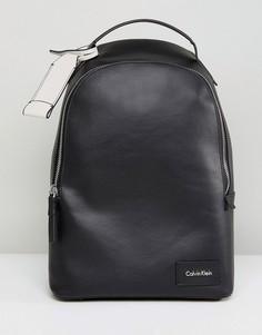 Рюкзак из искусственной кожи Calvin Klein - Черный