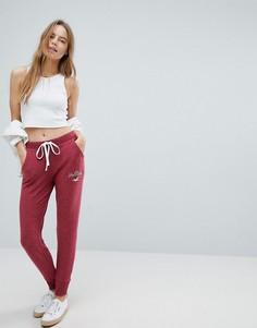 Спортивные штаны Hollister - Красный