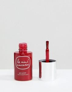 Гелевый лак для ногтей Le Mini Macaron - Красный