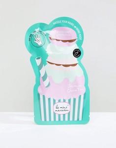 Маска для рук Le Mini Macaron Ice Cream - Бесцветный
