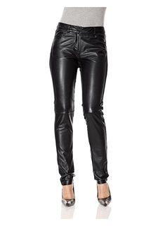Кожаные брюки ASHLEY BROOKE by Heine
