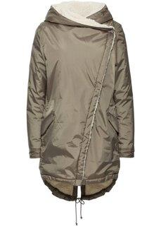 Пальто (светло-оливковый) Bonprix