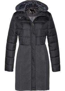 Стеганая куртка (шиферно-серый) Bonprix