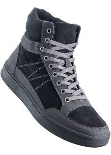 Кроссовки (серый/черный) Bonprix