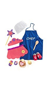 Gift Boutique Childs Princess & Chef Props in a Box