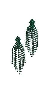 Kenneth Jay Lane Waterfall Earrings