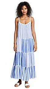 Lemlem Alfie Maxi Slip Dress