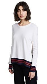Pam & Gela Side Slit Sweatshirt