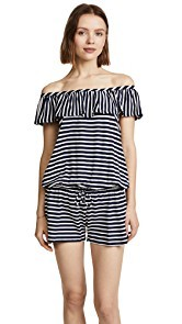 Splendid Stripe Covers Romper