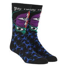 Носки высокие Toy Machine Turtlehead Sock Multi