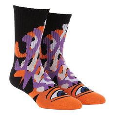 Носки средние Toy Machine Barf Sect Sock Orange