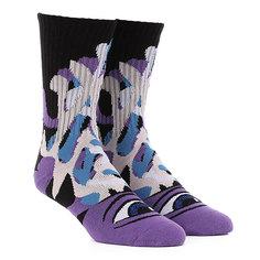 Носки средние Toy Machine Barf Sect Sock Purple