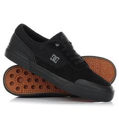 Кеды кроссовки низкие DC Switch Plus Black