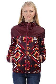 Толстовка классическая женская Billabong Cold Winter Navajo Red
