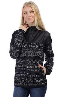 Толстовка классическая женская Billabong Cold Winter Wandering Black