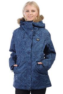 Куртка утепленная женская Billabong Tundra Indigo