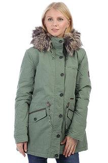 Куртка парка женская Billabong Warm Daze Treetop