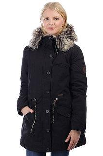 Куртка парка женская Billabong Warm Daze Off Black