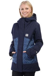 Куртка утепленная женская Billabong Jara Navy
