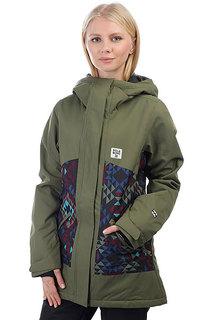 Куртка утепленная женская Billabong Jara Canteen