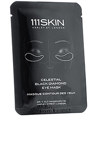 Маска на глаза celestial black damond - 111Skin