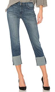 Прямые джинсы с высоким поясом the camdyen - Current/Elliott