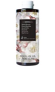 Гель для душа white blossom - Korres