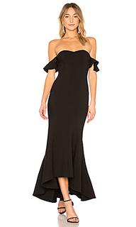 Вечернее платье с открытыми плечами sunset - LIKELY