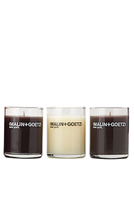 Набор свечей votive vices - (MALIN+GOETZ)