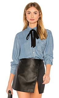 Денимовая рубашка jansen - Rails