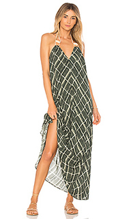 Макси платье scarf - Vix Swimwear