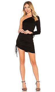 Платье с одним плечом chanley - Young Fabulous & Broke