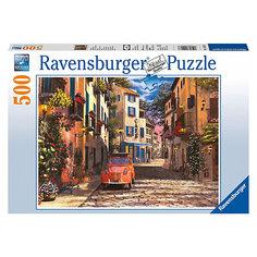 "Пазл ""Юг Франции"" Ravensburger, 500 деталей"