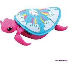 Интерактивная черепашка, розовая, 3-я серия, Little Live Pets Moose